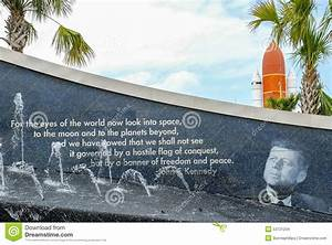 John F. Kennedy Space Center Editorial Stock Image - Image ...