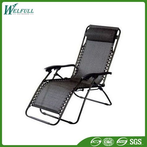 outdoor garden folding reclining chair zero gravity chair