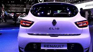 Renault Clio Trend 2018 : 2018 renault clio bose white fullsys features new design exterior interior first impression ~ Melissatoandfro.com Idées de Décoration