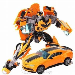 New Transformers 4 Human Alliance Bumblebee Action Figure ...