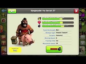 Clash of clans Update Dark barracks gameplay, buying ...