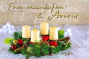 Grüße Zum 2 Advent Lustig : kostenlose 2 advent bilder gifs grafiken cliparts ~ Haus.voiturepedia.club Haus und Dekorationen