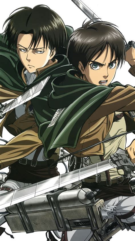 shingeki  kyojineren jaeger magic thl  wallpaperlevi
