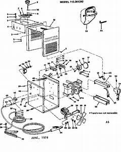 Craftsman Craftsman 295 Amp Arc Welder Parts