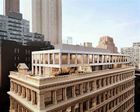 Shigeru Ban's Cast Iron New York Penthouses Revealed
