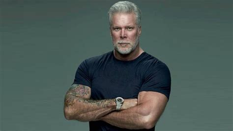 Kevin Nash looks amazing at 59 years old (photo), another