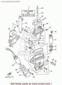 Yamaha F200  F225  Lf200  Lf225txrb  F225  Lf225turb 2003 Fuel