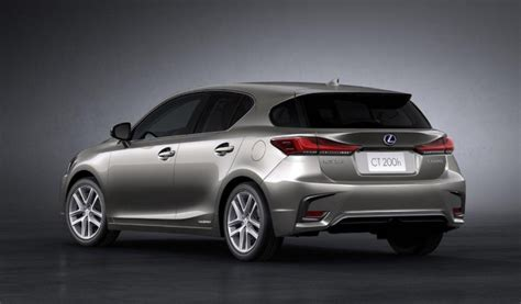 lexus ct  hybrid colors release date redesign