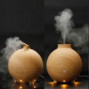 500mL Essential Oil Aroma Diffuser Ultrasonic Humidifier