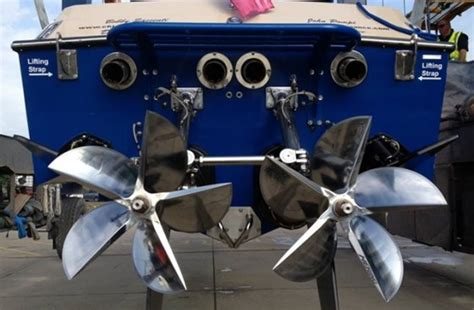 Boat Propeller Miami by High Performance Boat Propellers The Of Trade Offs