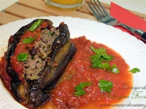 amour de cuisine de soulef recettes d 39 aubergines farcies de amour de cuisine chez soulef