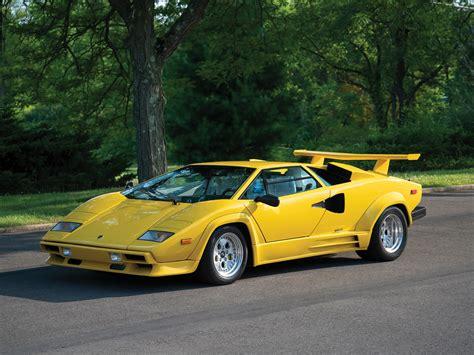 1988 Lamborghini Countach 5000 Qv By