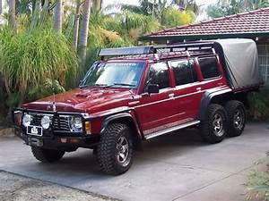 Nissan Patrol 4x4 : nissan patrol s 4x4 picture 2 reviews news specs buy car ~ Gottalentnigeria.com Avis de Voitures