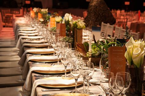 a dinner event design 187 airbus gala dinner