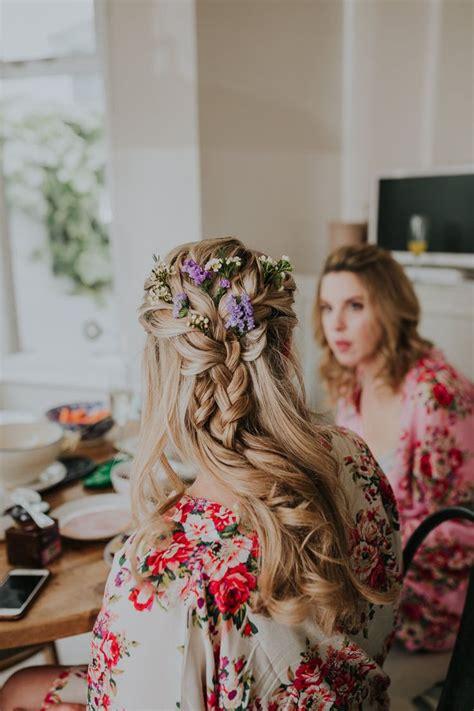 Best 25 Bridal Hair Flowers Ideas On Pinterest Flower