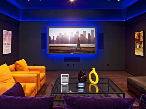 Interior Design Ideas For Home Theater by Home Theater Design Ideas Pictures Tips Options Hgtv