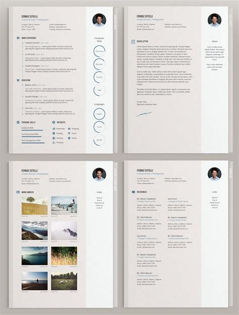 Theme Cv Word by 20 Free Editable Cv Resume Templates For Ps Ai