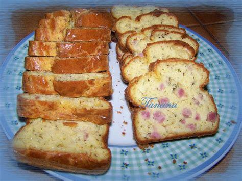 cake au jambon et au boursin les gourmandises de tanana
