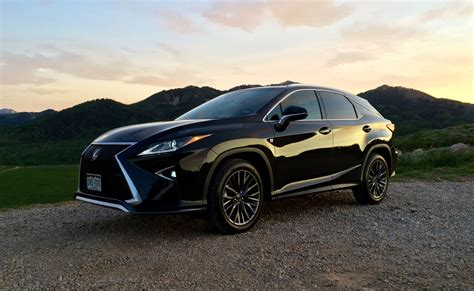 lexus rx 2016 f sport 2016 lexus rx 350 f sport brings the fun for a price