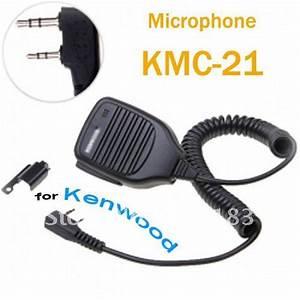 Kmc 26 Speaker Microphone For Kenwood Puxing Wouxun