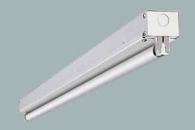 f15t8 fluorescent single light fixtures f15t8