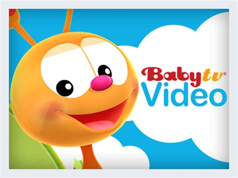 baby tv mobile babytv iphone android apps for babies toddlers