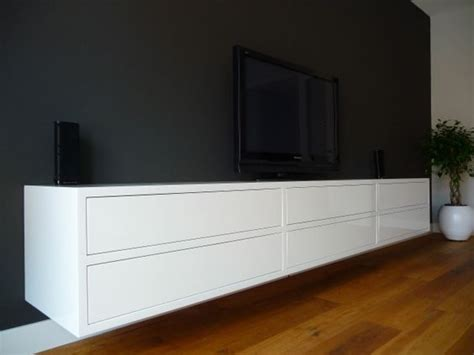 tv meubel inside design exclusief hoogglans wit design dressoir tv meubel