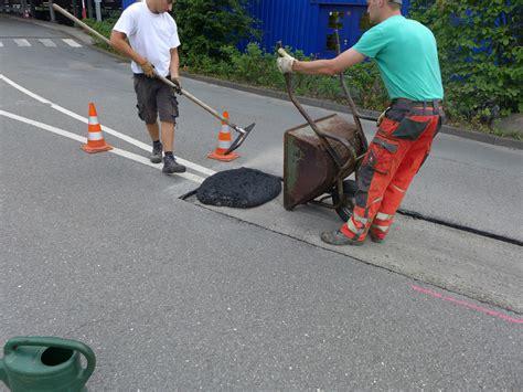 asphalt kleemann asphaltsanierung