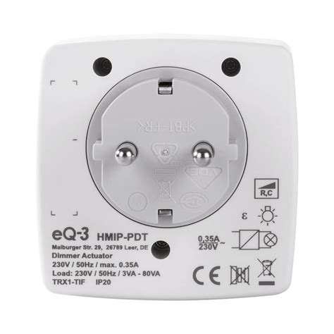 homematic ip dimmer steckdose phasenabschnitt