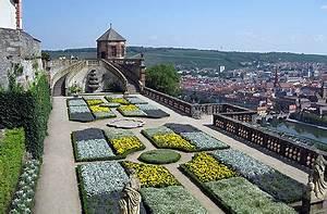 Vier Jahreszeiten Würzburg : bayerische schl sserverwaltung g rten f rstengarten auf der festung marienberg ~ Buech-reservation.com Haus und Dekorationen