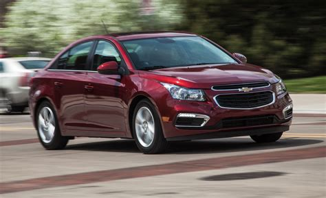 2015 Chevy Cruze Lt Review by 2015 Chevrolet Cruze Review Compact Sedan Chevy Cruze