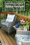 How to Clean Patio Furniture - Clean and Scentsible how to clean outdoor cushions patio furniture