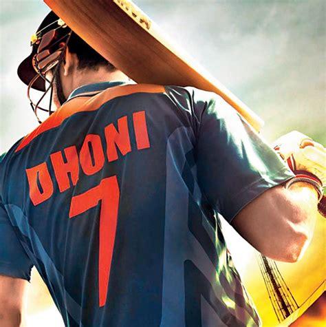 dhoni biopic makers scrap london plans entertainment