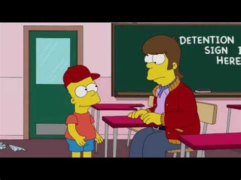 The Simpsons S2 Bart And Homer's Excellent Adventure Part