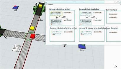 Plc Logic Ladder Basic Well Flexsim Build