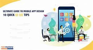 Ultimate Guide To Mobile App Design