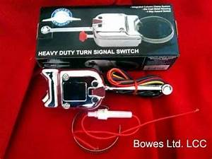Universal Directional Turn Signal Switch 7 Wire Vintage