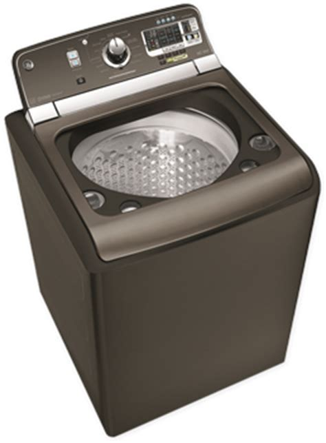 GE's New HE Top Load Washer and Dryer at Abt