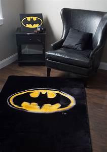 Batman Logo 4'X6' Rug