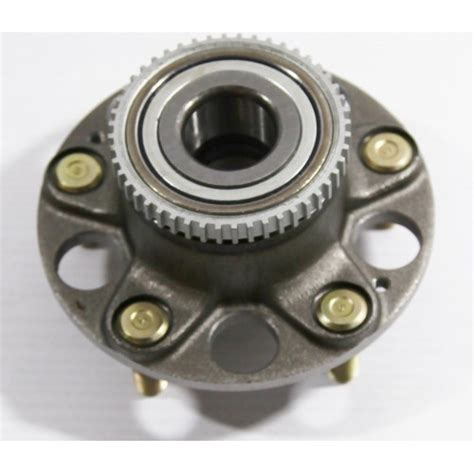 rear wheel hub bearing assembly    honda accord