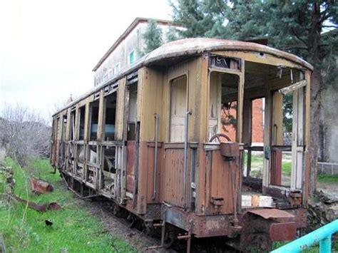 carrozze ferroviarie dismesse le ferrovie dimenticate photogallery news