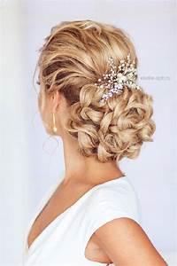 20 Prettiest Wedding Hairstyles and Wedding Updos Deer