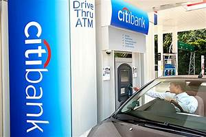 Driver Hits National Bank Atm While Trying To Withdraw
