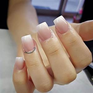 Best ombre nail ideas on french
