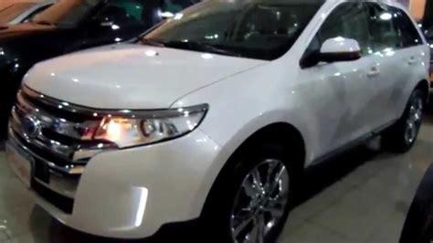 auto futura tv ford edge  limited awd  vendido