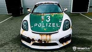 Porsche Cayman Tuning Teile : ohne worte ratlook polizei folierung am porsche cayman gt4 ~ Jslefanu.com Haus und Dekorationen
