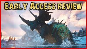 Second, Extinction, Early, Access, Early, Review