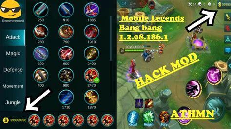Mobile Legends Bang Bang 1.2.08.186.1 Apk + Mod For