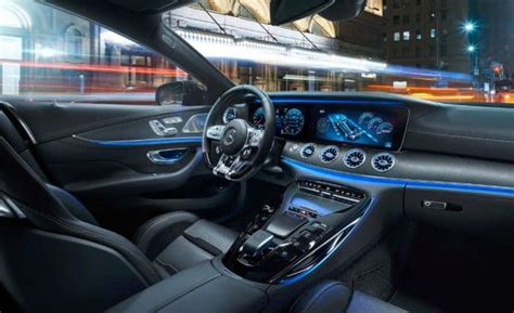 Three rear compartment versions, exclusive packages for exterior and interior and a broad selection of paint. The All-New AMG GT 4-Door - Mercedes of Wichita