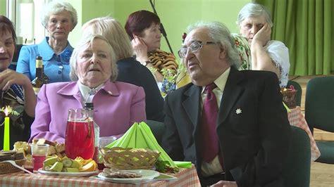 Rugāju senioru balle 2016 - YouTube
